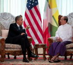Burma American Diplomacy