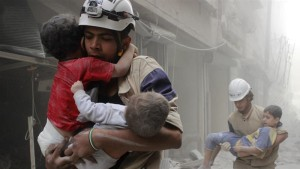 Photo from The White Helmets