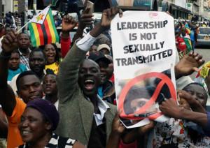 Zimbabwe-news-coup-Robert-Mugabe-protest-1133503