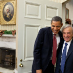 President Barack Obama greets Elie Wiesel in the Oval Office, Dec. 5, 2011. (Official White House Photo by Pete Souza)  This official White House photograph is being made available only for publication by news organizations and/or for personal use printing by the subject(s) of the photograph. The photograph may not be manipulated in any way and may not be used in commercial or political materials, advertisements, emails, products, promotions that in any way suggests approval or endorsement of the President, the First Family, or the White House.Ê