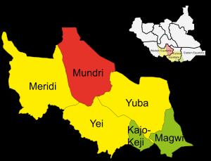 yei map
