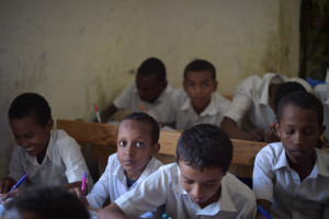 Childrenschoolinsomalia