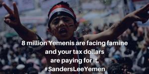Yemen Famine graphic