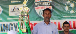 Rohingya Football Club
