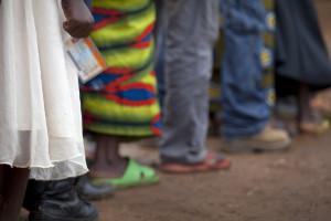 Presidential and legislative elections in DRC, Walikale 28 november 2011. © MONUSCO/Sylvain Liechti