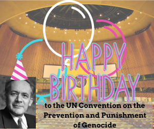 UN Convention on the Prevention and Punishment of Genocide