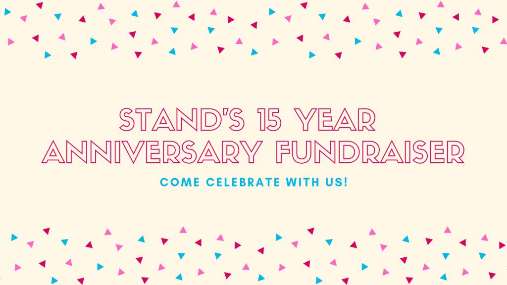 STAND'S 15 YEAR ANNIVERSARY FUNDRAISER (2)