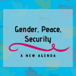 GENDER peace security